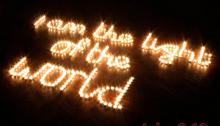 I Am the Light of the World – John 8:12- 19